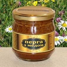 Ambrosia with honey